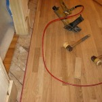 Project C: Installing new floors